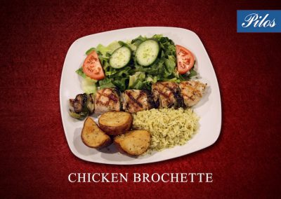 Chicken-Brochette