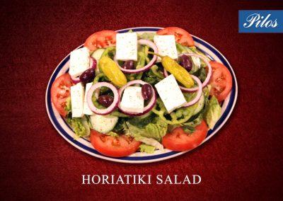 Horiatiki-Salad